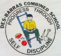 Des-Barras-School-Crest